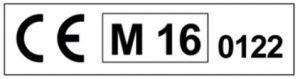 Značka CE na váhe